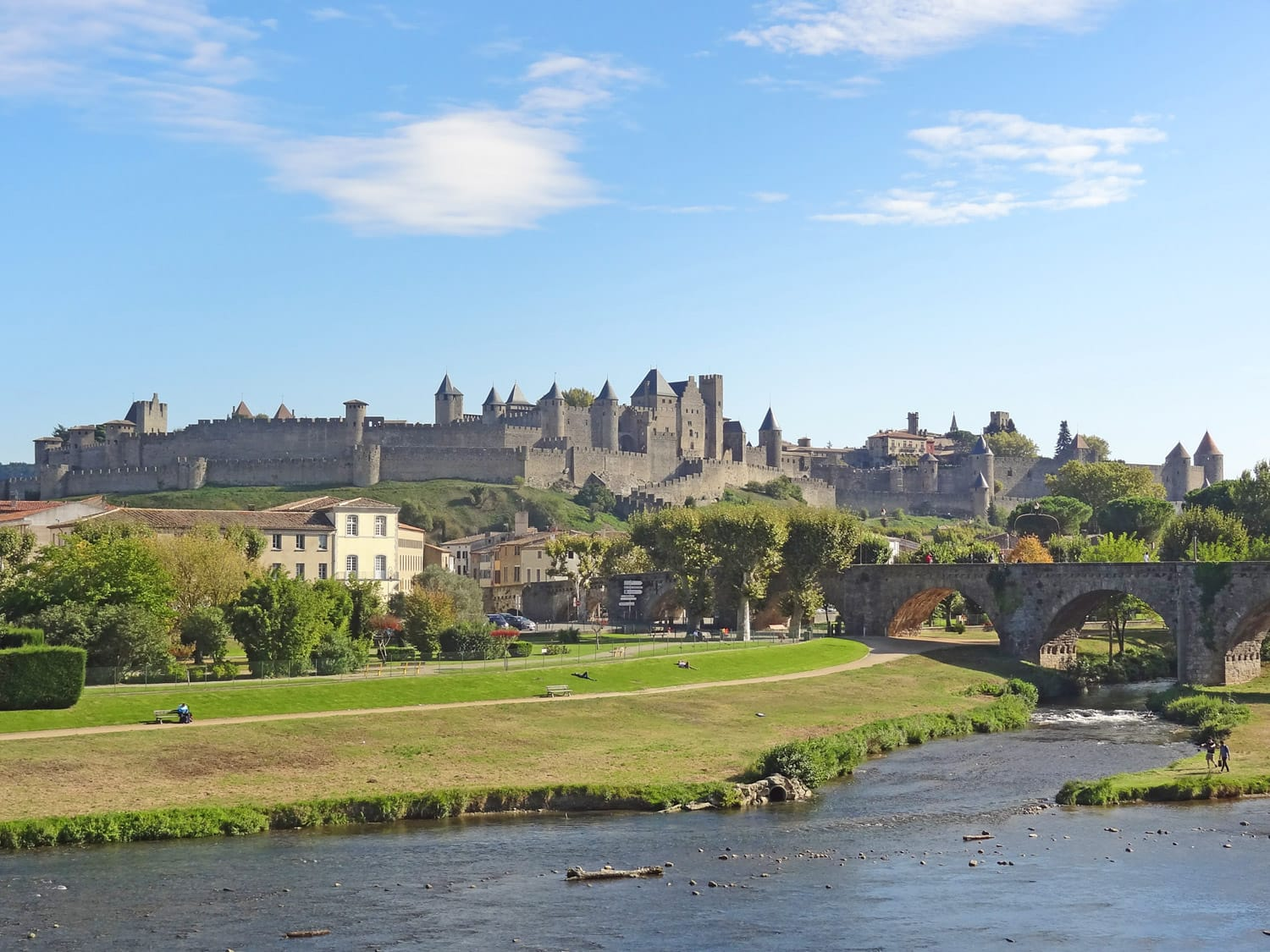 Medieval Citadel of Carcassonne